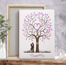 Weddingtree für Hochzeit