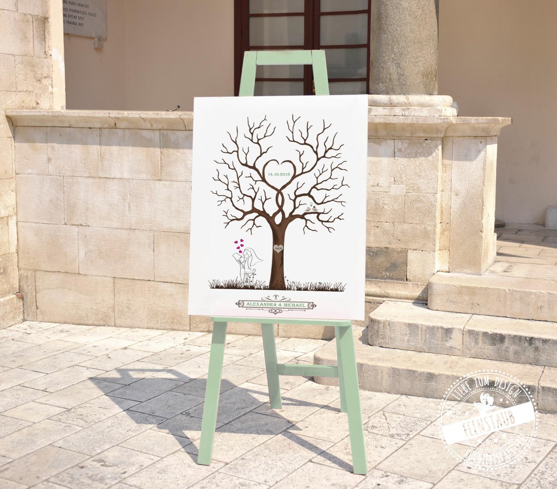 Feenstaub Hochzeitsbaum Kaufen Wien Weddingtree Hochzeitsgeschenk