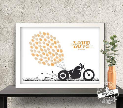 Motorrad Weddingtree