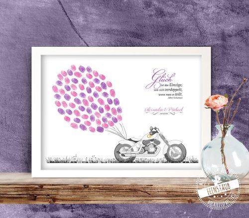 Biker Brautpaar Weddingtree