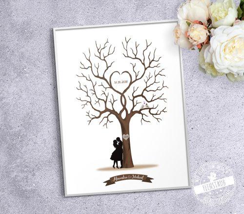 Feenstaub Hochzeitsbaum