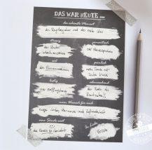hochzeit gästebuch Karten mit fragen