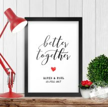 You & me - better together Poster
