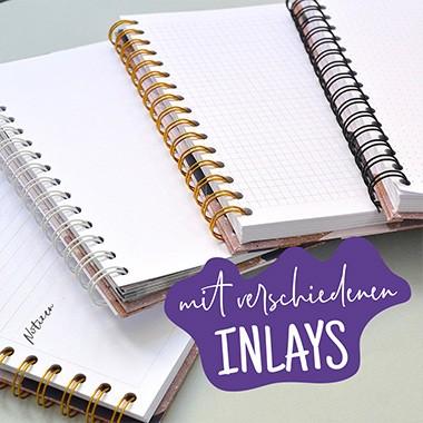 personalisierbare notizbücher von feenstaub