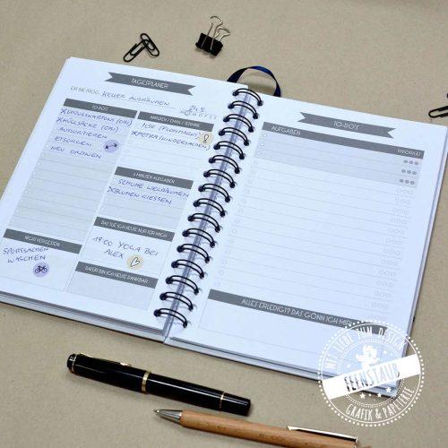 Stelle deinen eigenen Kalender zusammen