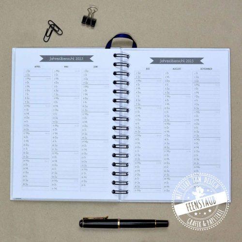 Kalender 2022 selbst gestalten