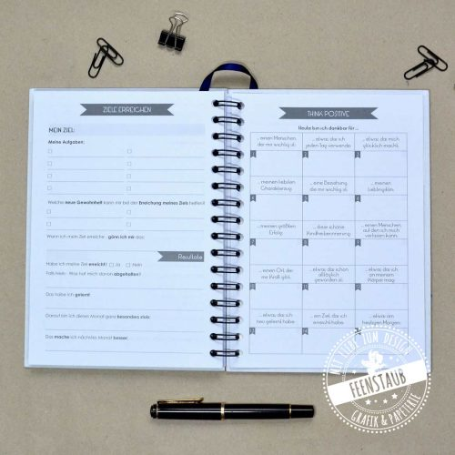 Hardcover Kalender personalisierbar