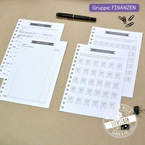 Gestalte deinen eigenen Kalender und wähle aus vielen Inhalten