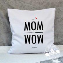 Personalisiertes Kissen für den Muttertag