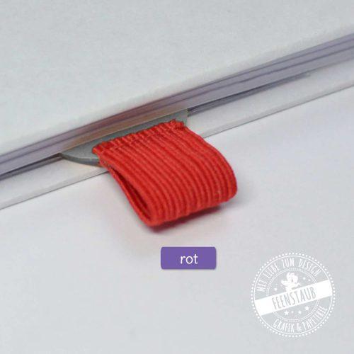 STifthalter in rot für Individuellen Kalender