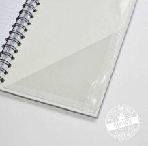 Dreiecktasche für Taschenkalender