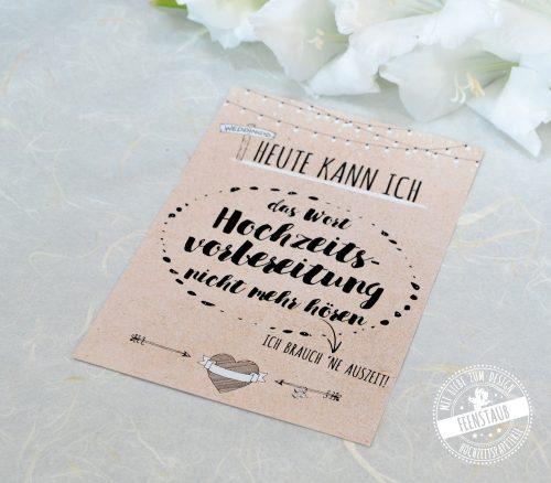 Meilensteinkarten Hochzeit