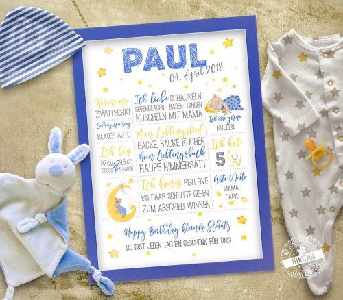 Erinnerungen erstes Babyjahr