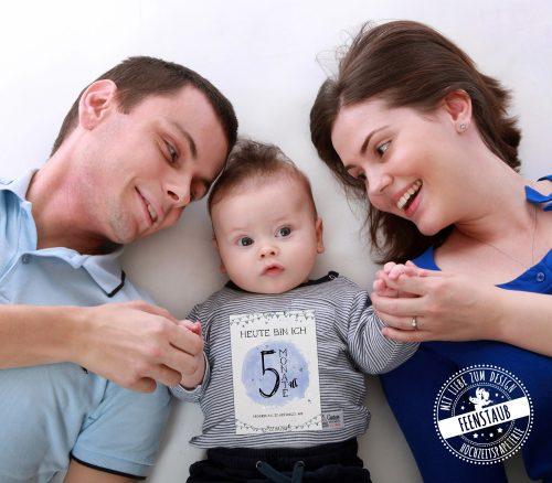 Milestone Karten fürs Baby