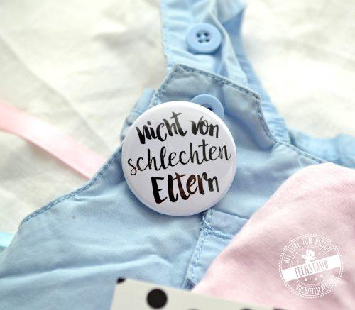 Button für Baby