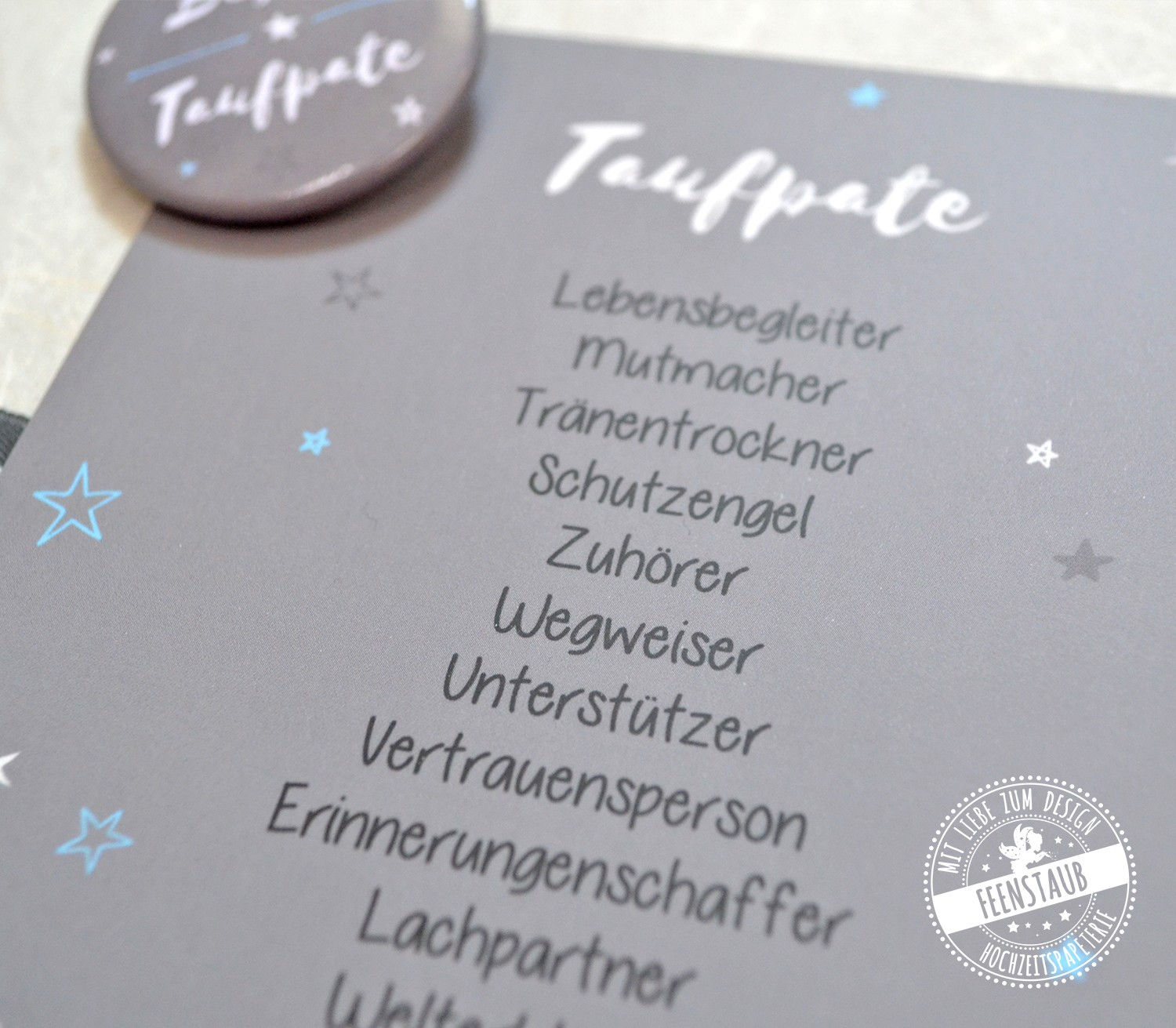 Taufpate