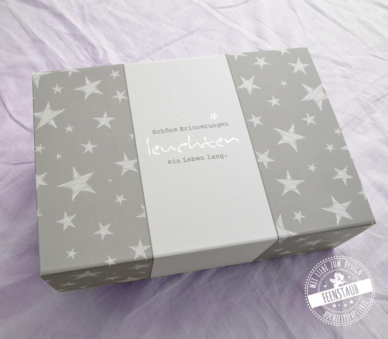Babybox als Geschenk zur Geburt