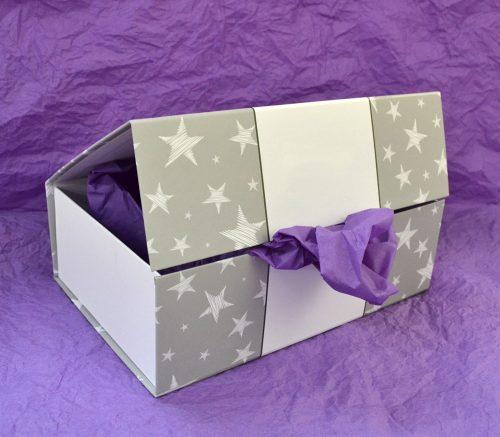 Box zum sammlen aller Erinnerungen eurer Schwangerschaft als Alternative zum Tagebuch