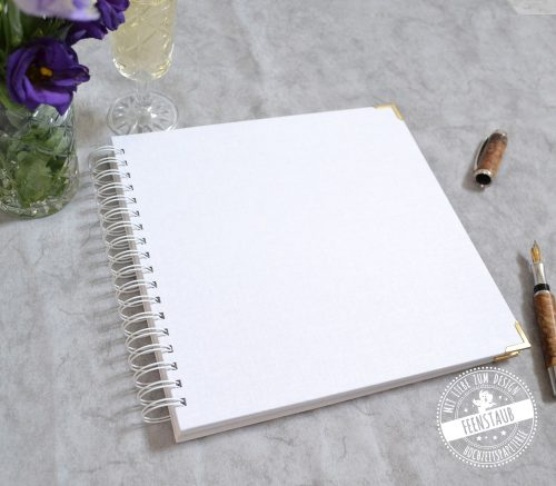 Gästebuch ohne Personalisierung