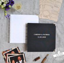Personalisierbares Gästebuch