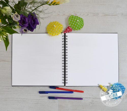 Gästebuch zum Geburtstag