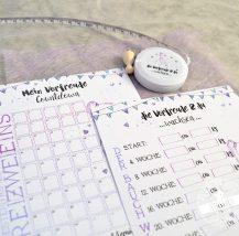 Buchumfang messen in der Schwangerschaft