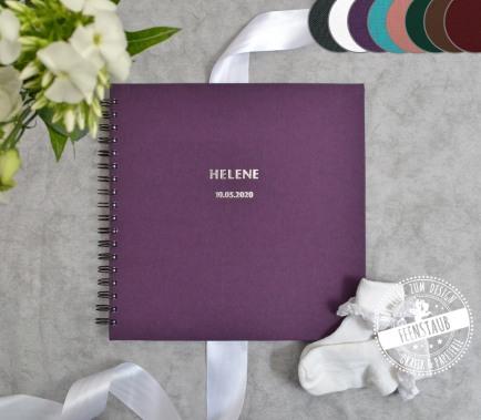 Gästebuch für Taufe