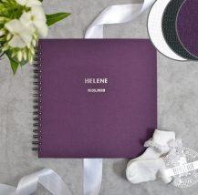 Leinen Gästebuch