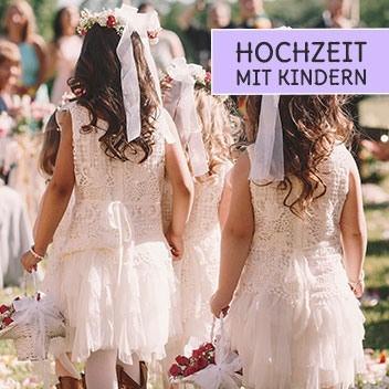 Kinder bei der Hochzeit Beschäftigen, Tipps, Ideen, Spiele