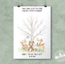 Erinnerungsgeschenk für Kindergarten