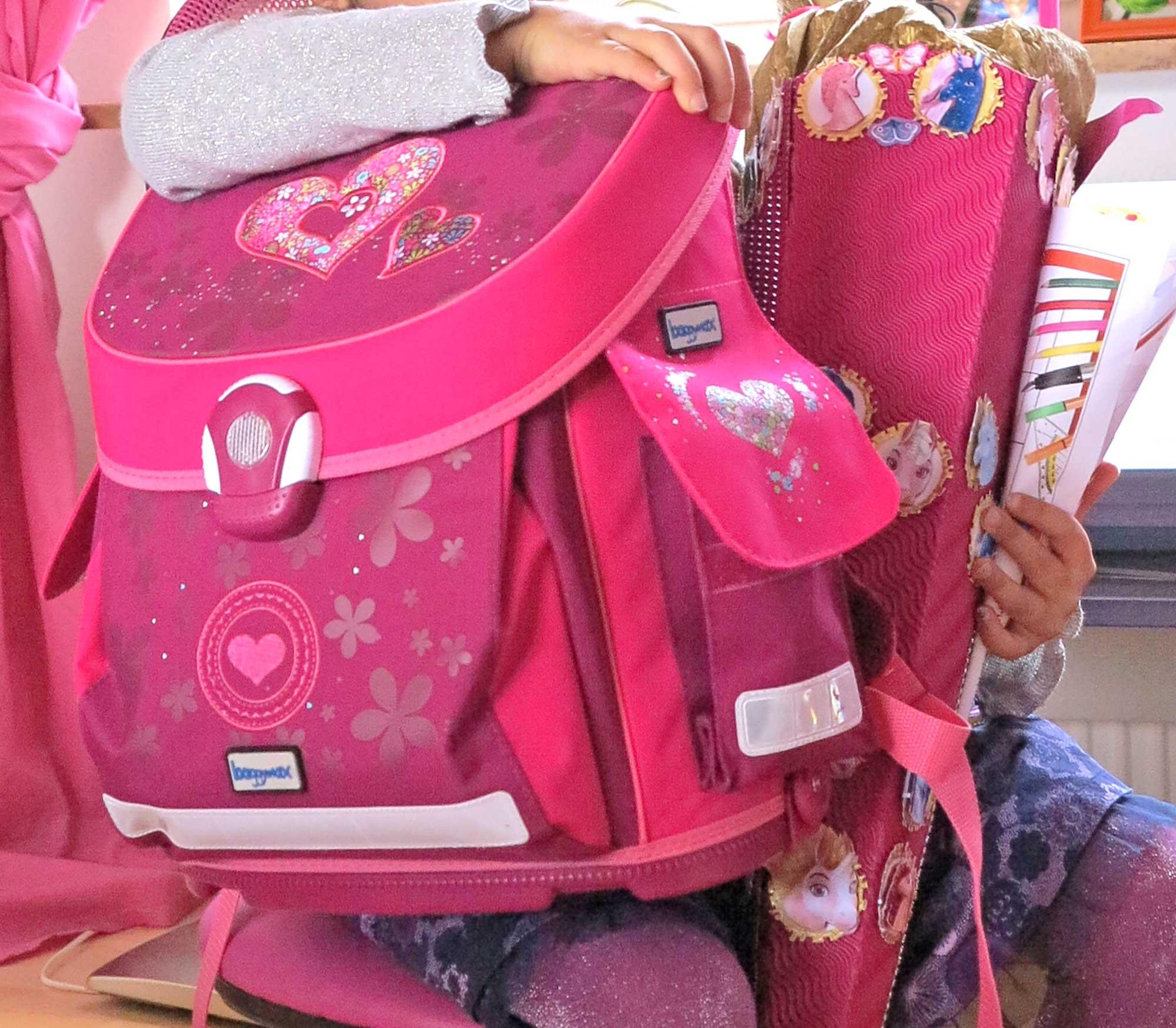 Tipps und Ideen für die richtige Schultasche