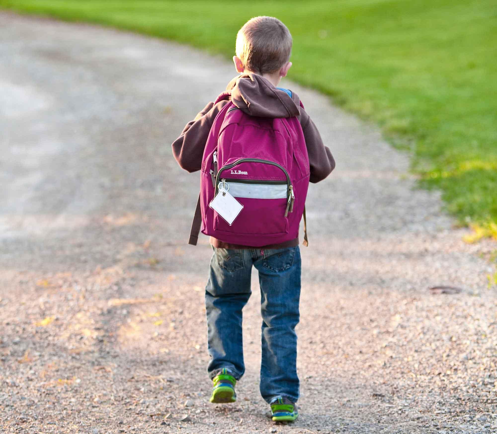 Schulweg: Tipps und Ideen für den sicheren Schulweg