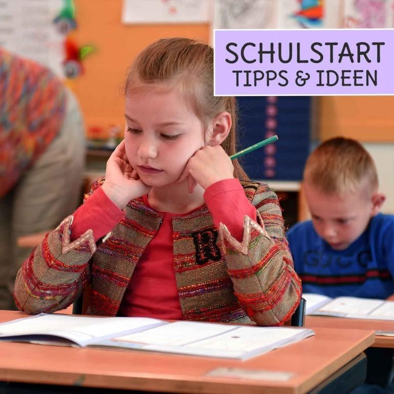 Einschulung: Tipps und Ideen für einen entspannten Schulstart