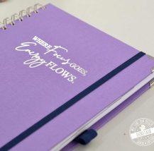 Hochwertiger Buchkalender für 2021