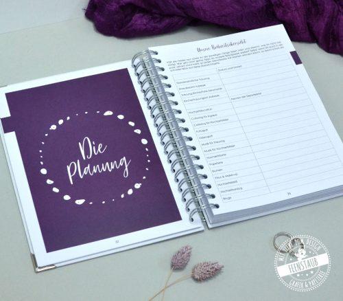 Hochzeitsplanung leicht gemacht mit unserem Hochzeitsplaner