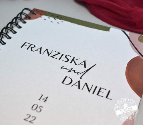 Hochzeitsplaner Buch mit zusätzlicher Online Bibliothek mit tollen Inhalt