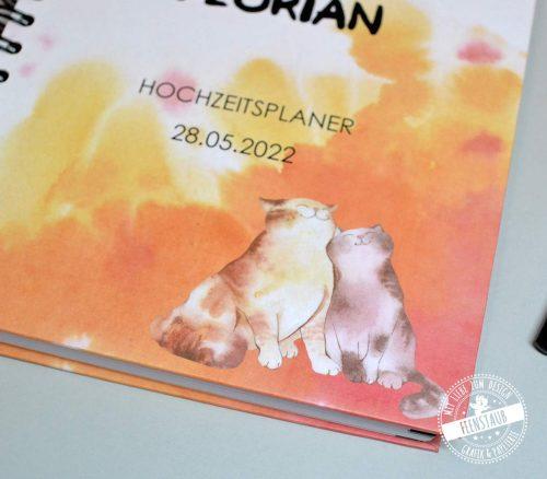 Hochzeitsplanung leicht gemacht mit unserem 326 Seiten starten Hochzeitsplaner