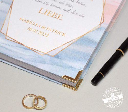 Heute heirate ich meinen besten Freund Planungsbuch
