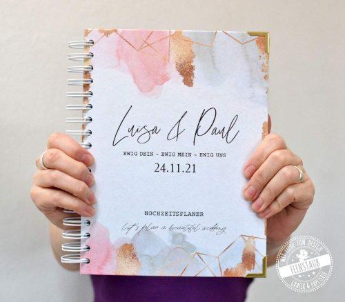 Hochzeitsplanung mit Feenstaub Hochzeitsplaner