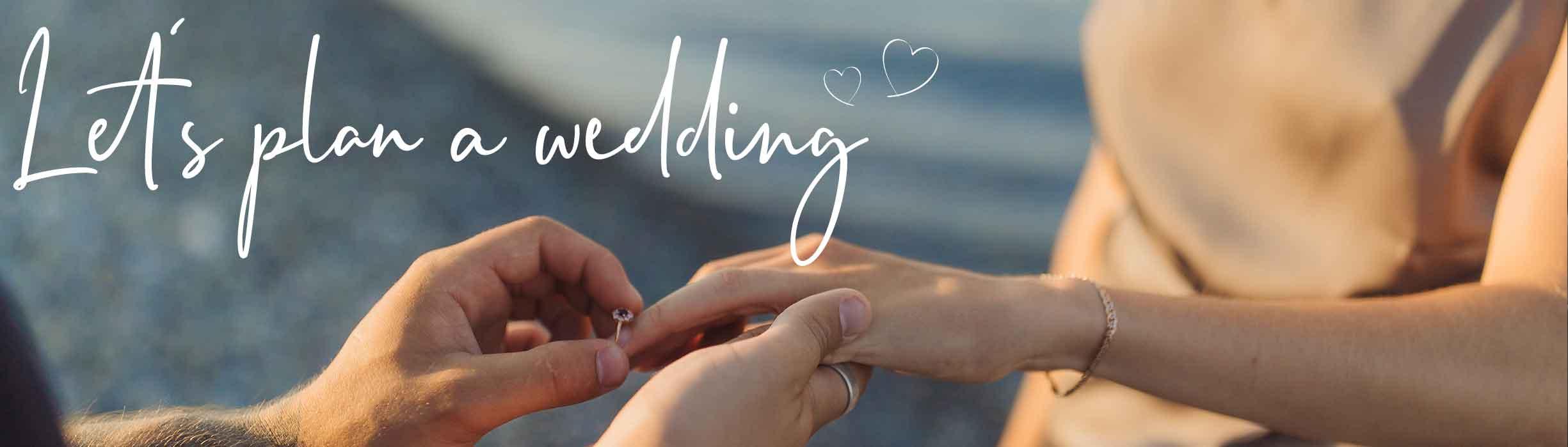 Hochzeitsplanung - Checkliste für die Planung der Hochzeit