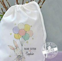 Ostersackerl für Kinder mit Namen personalisiert