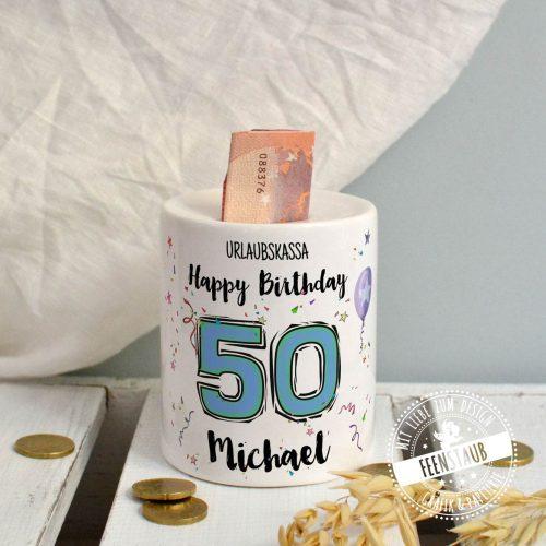 Geldgeschenk zum Geburtstag originell und persönlich verpackt