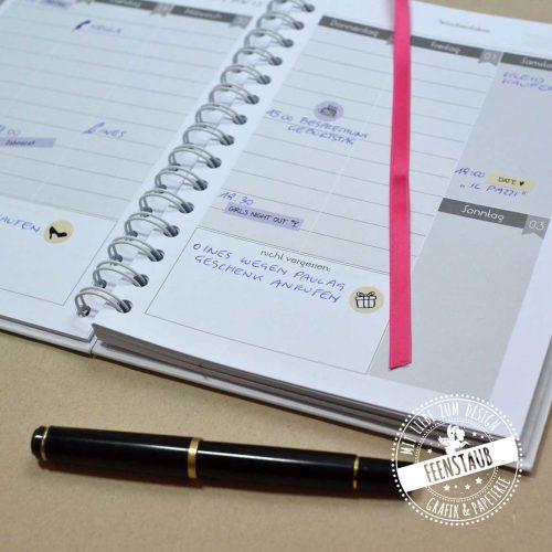 Wähle aus zahlreichen Inhalten deinen Wunschkalender