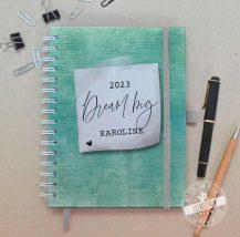 Taschenkalender 2022 für die Erreichung deiner ZIele
