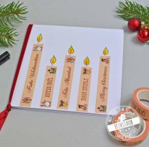 Frohe Weihnachten Washi Tape